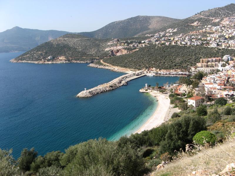Turquía Kalkan Harbour