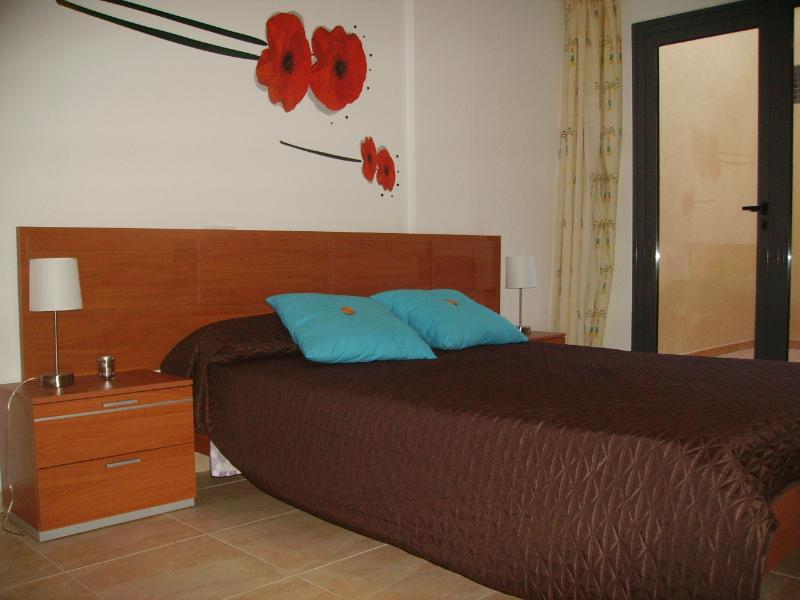 Dormitorio principal (2 y 3 dormitorios)