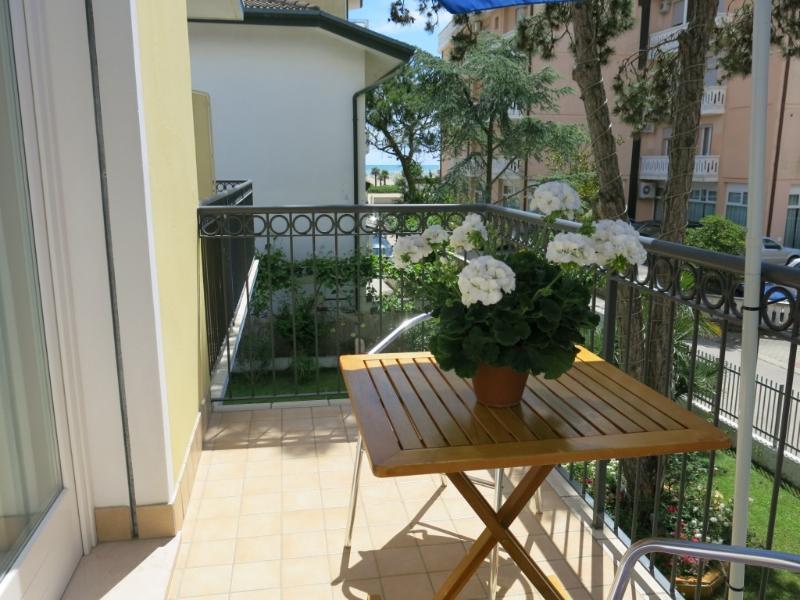 vue mer terrasse Appartement # 4