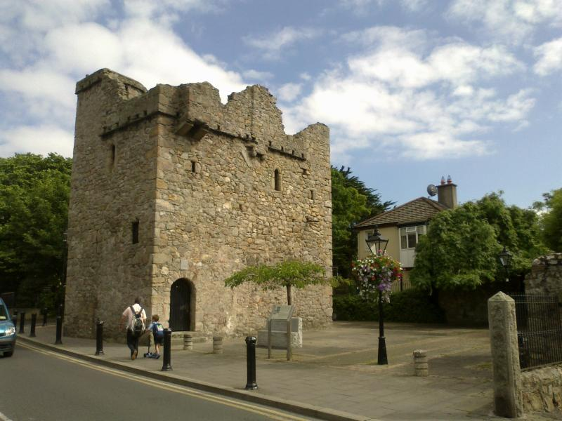 Dalkey Castle and Heritage Centre.