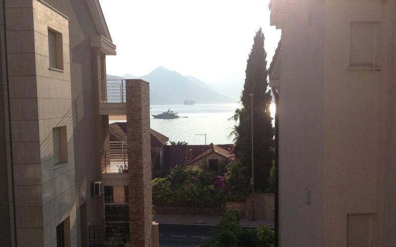 Water Balcony View