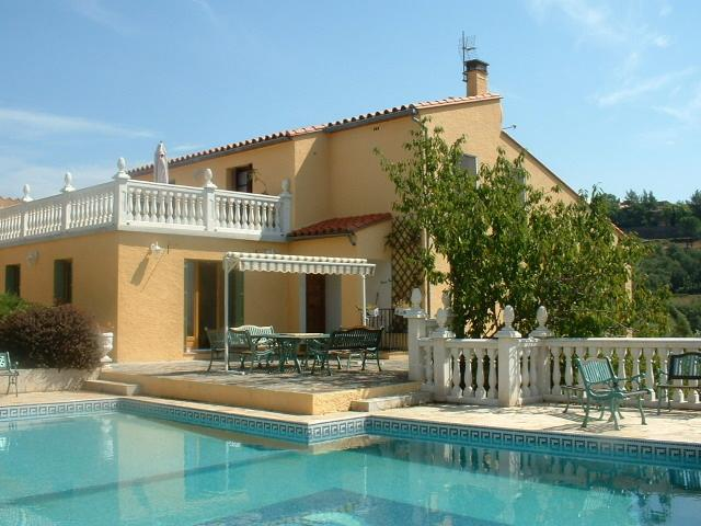 Villa La Cerisaie, vacation rental in Torderes