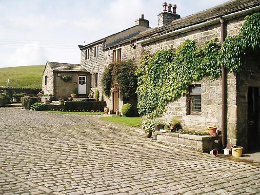 True ben Hall Farm
