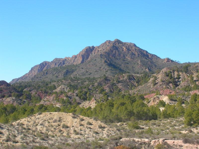 Calasparra mountain