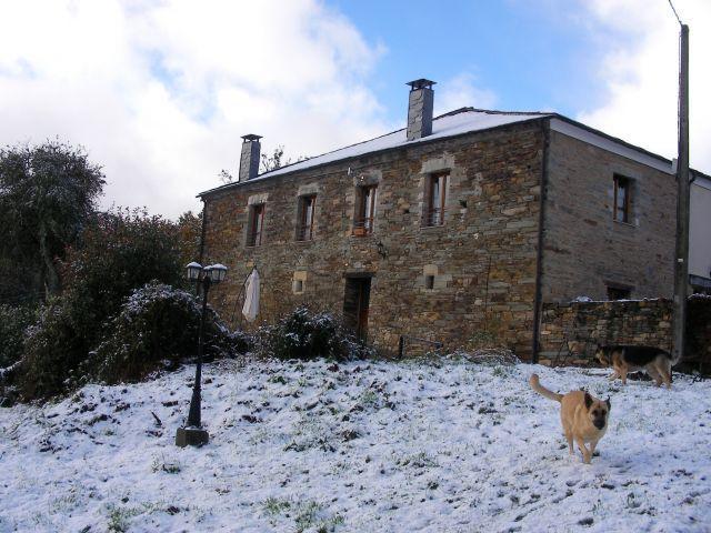 Casa da Bastida, casa vacanza a Cervantes