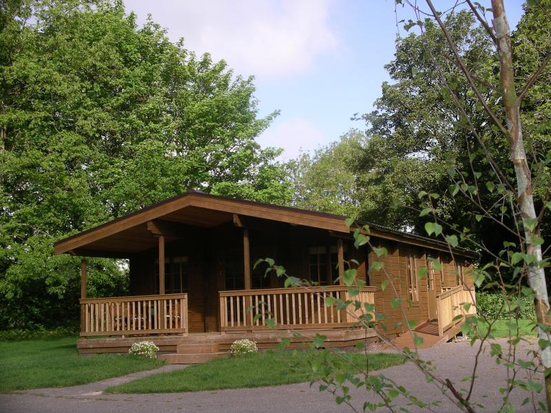 Willowbank Lodges/Kingfisher, Ferienwohnung in Avebury