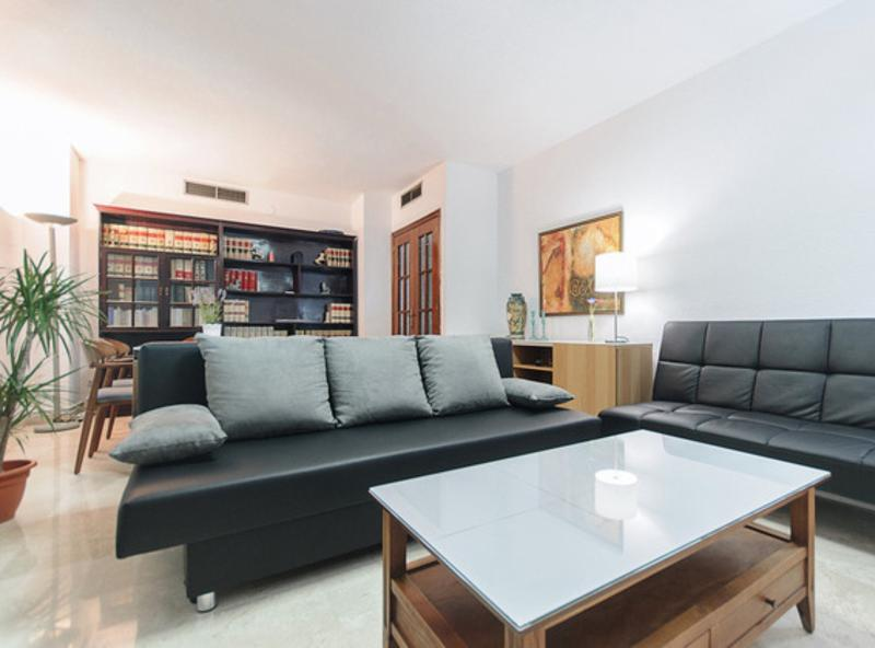 CENTER + NEW AND COMFORTABLE + GARAGE, holiday rental in Granada