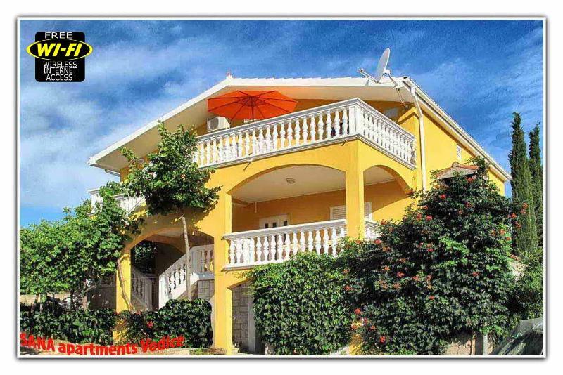 SANA apartments Vodice Croatia