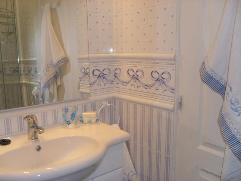 Main pretty and spacious Bathroom