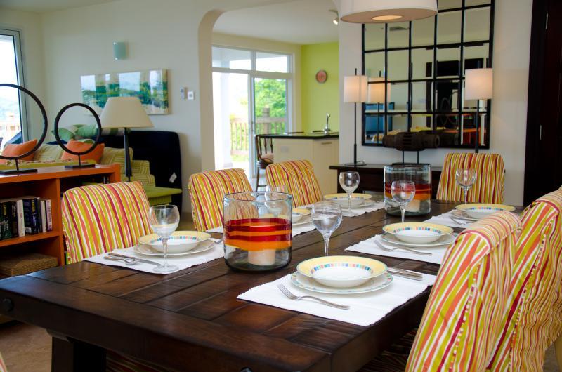 Dining area on ground floor