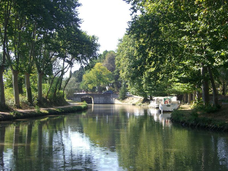 Tranquil Canal du Midi