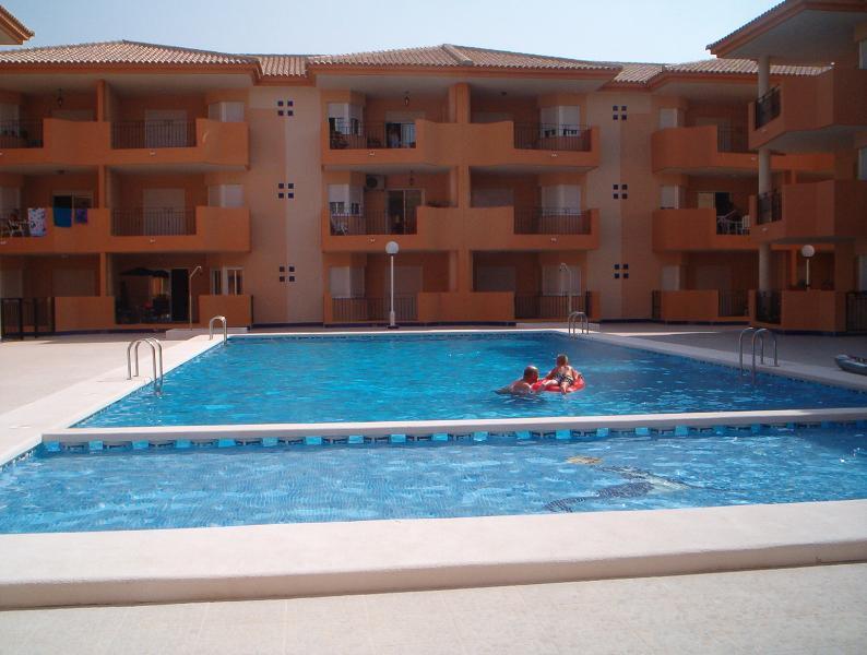 Lauryn, holiday rental in Los Alcazares