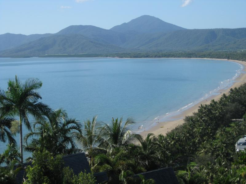 The world famous 4 Mile beach at Port Douglas. Take a romantic stroll at sunrise or at sunset.