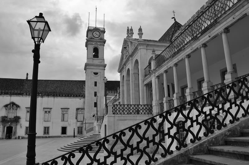 Locais próximos: Universidade de Coimbra