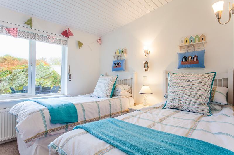 Chambre à deux lits