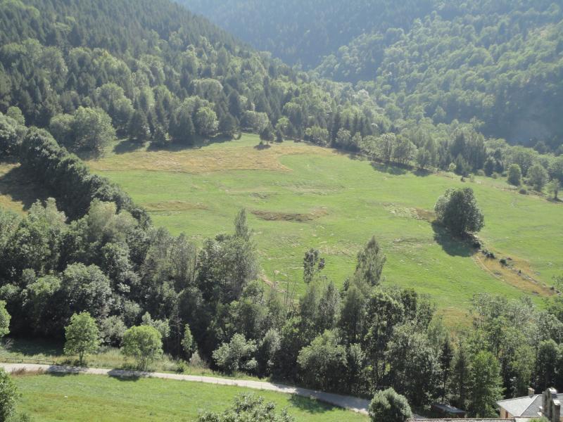 The ountryside near Osseja