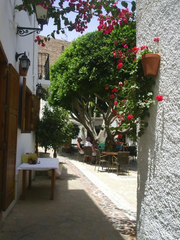 Historic Mojacar village