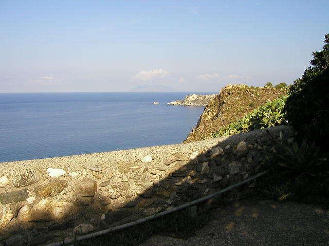 Îles Eoliennes vue depuis la résidence