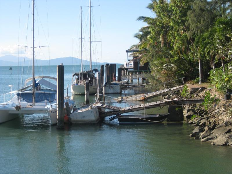 The inlet offers many rustic and charming experiences at Port Douglas.
