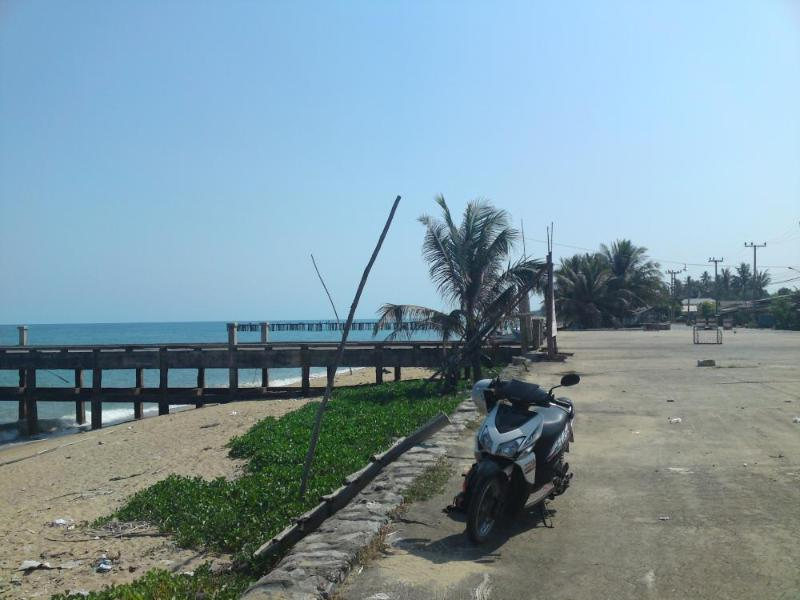 Explore the area with a motorbike