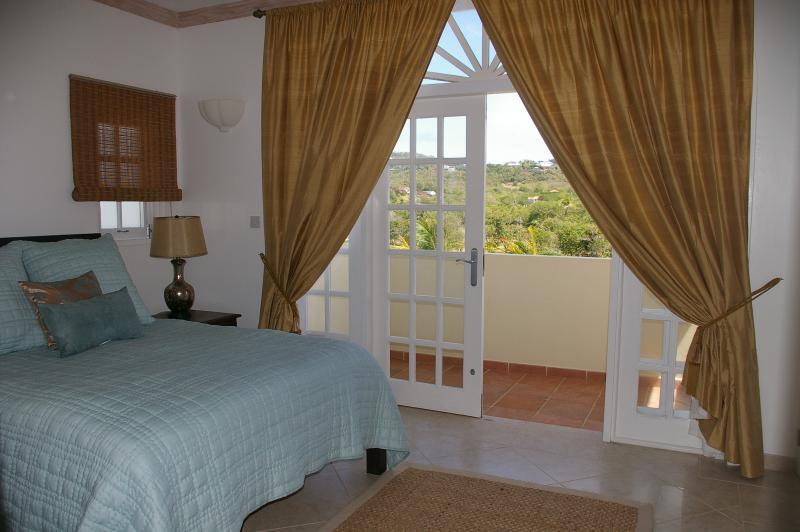 Kamer met een uitzicht - Master slaapkamer