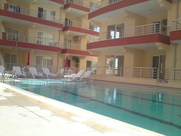 Lifestyle Apartments, location de vacances à Mavisehir