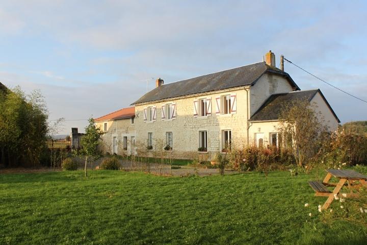 Les Gites de la Planchette, holiday rental in Jaulnay