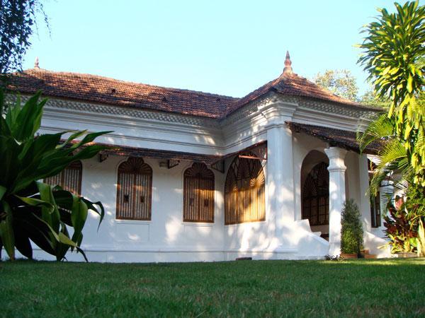 Dit prachtig gerestaureerde 200 jaar oude Indo-Portugese herenhuis is een erfenis van een glorieus verleden