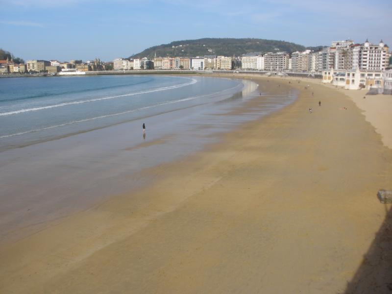 Kontxa Beach
