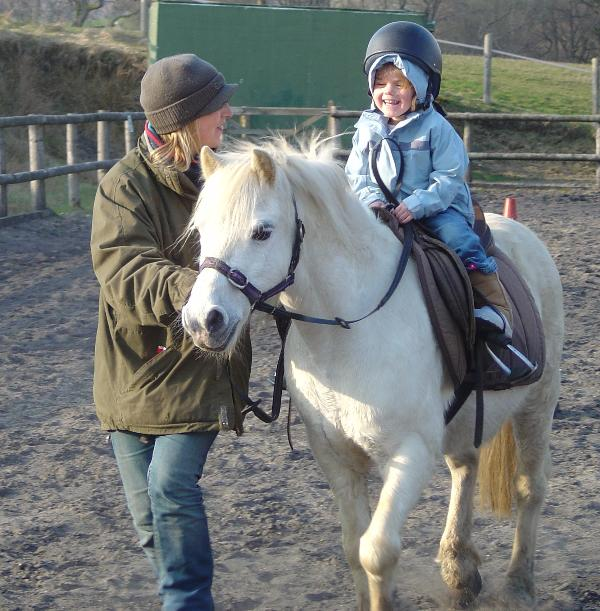 Horse Riding in Llanwrtyd