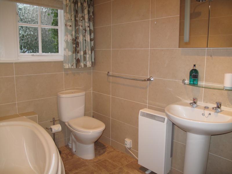 'Dalegarth' house bathroom (incl. sauna room)