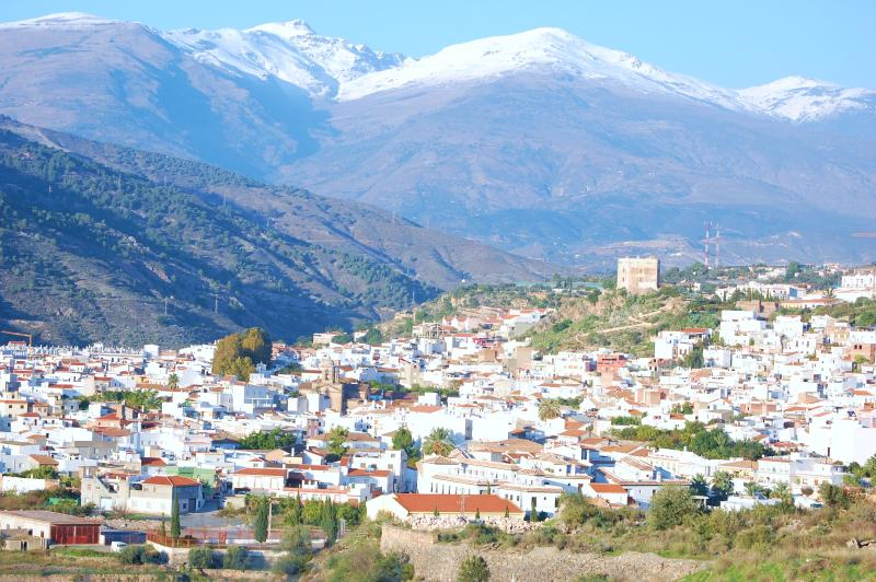 The Village of Velez De Benaudalla