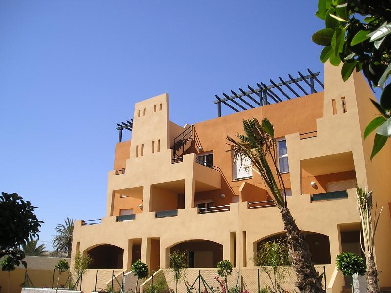 Penthouse A - El Paraiso de Vera Playa, alquiler de vacaciones en Vera
