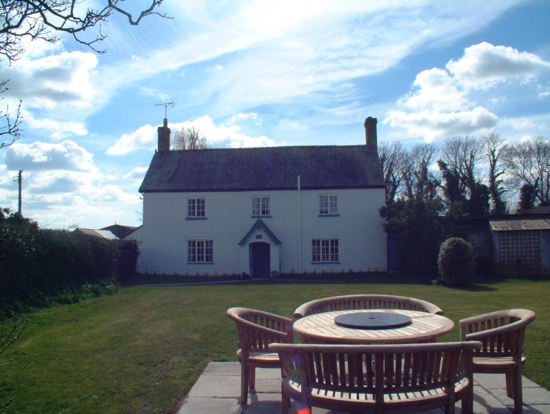 Rose Cottage - front view