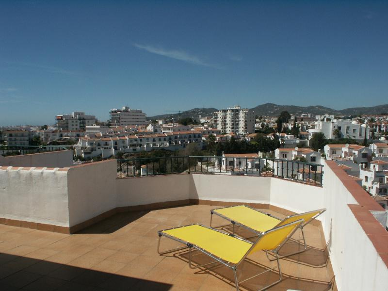 Luxury Apartment Nerja near Burriana Beach, holiday rental in Nerja