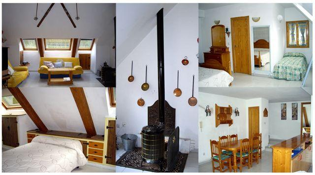 Alquiler Apartamento en Can..., holiday rental in Canfranc