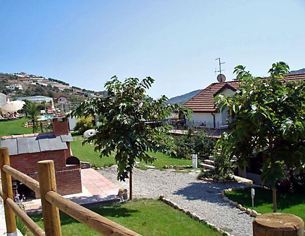 Fiorite House, aluguéis de temporada em Montegrazie