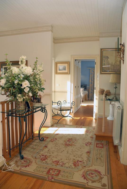 Upstairs hallway towards master bedroom