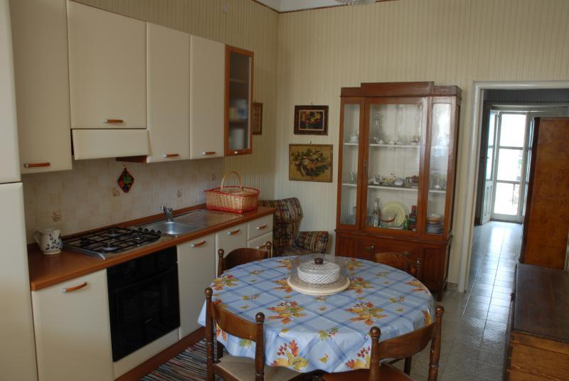 Die Küche - la cucina