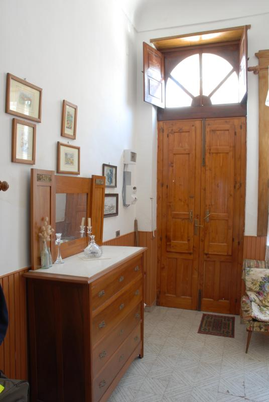 Entrance lounge - Ingresso salotto