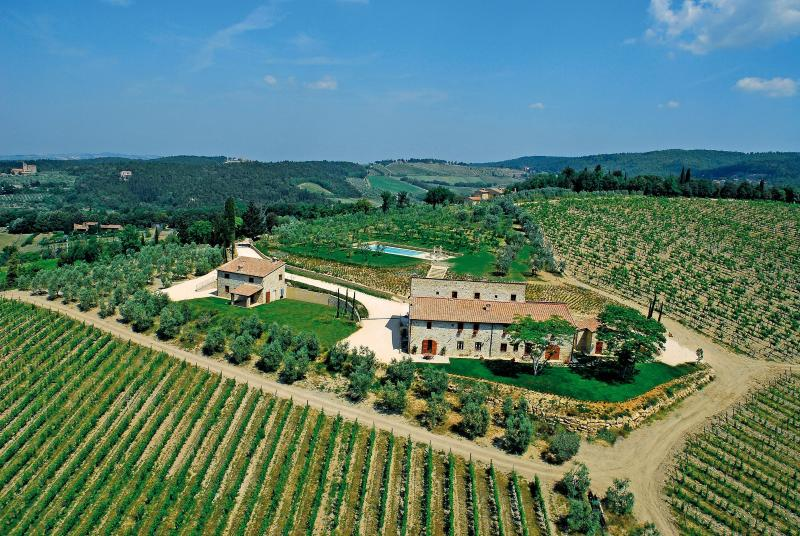 SUITE ' SERGIO ', holiday rental in Castellina In Chianti