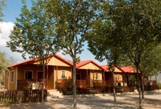 Bungalow 1 de madera, holiday rental in Carataunas