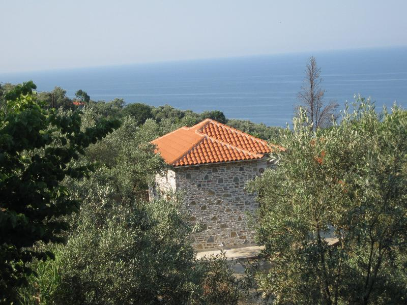 view of villa 1