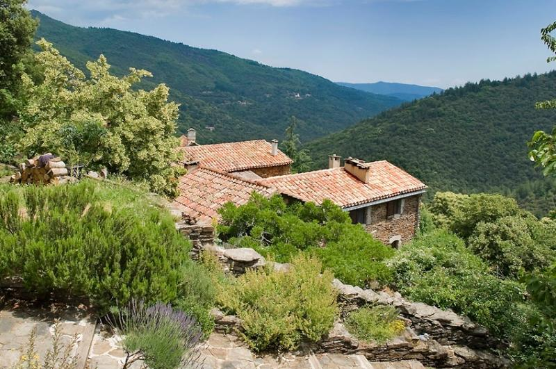 Mas du Coupétadou en Cévennes, holiday rental in Lozere