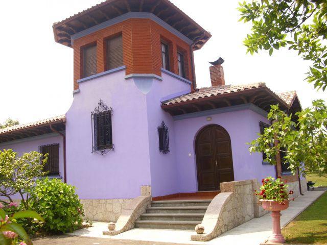 Villa María, vacation rental in Puertas De Vidiago