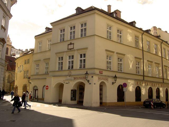 Mozart Apartment-building