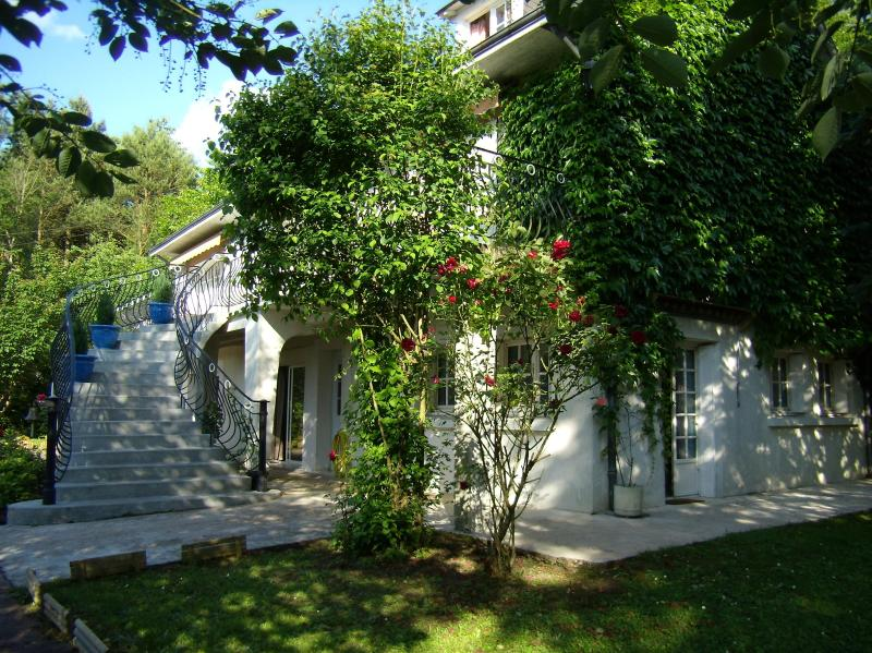 Studio Hortensia, vacation rental in Saint-Romain-sur-Cher