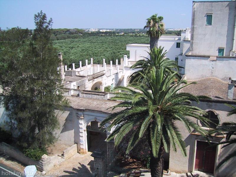 Agriturismo Francesca Stajano, holiday rental in San Simone