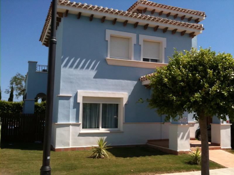 Villa Louena Mar Menor Golf Resort