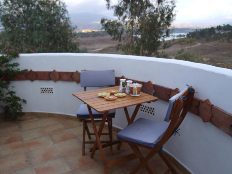 Terraza exterior dormitorio principal